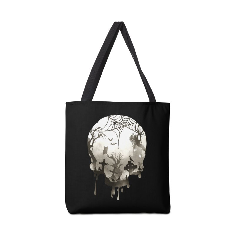 The Darkest Hour Accessories Bag by DVerissimo's