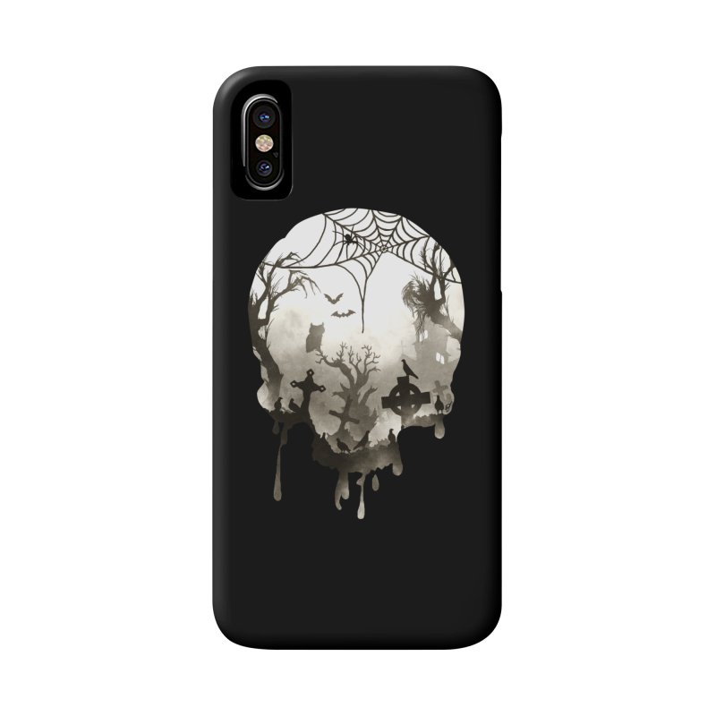 The Darkest Hour Accessories Phone Case by DVerissimo's