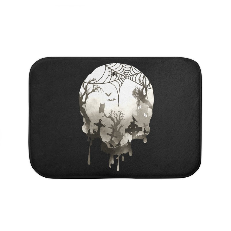 The Darkest Hour Home Bath Mat by DVerissimo's