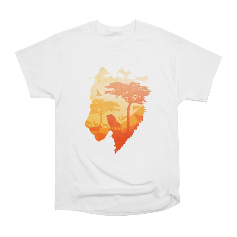 The Soul of a Lion Men's Classic T-Shirt by DVerissimo's
