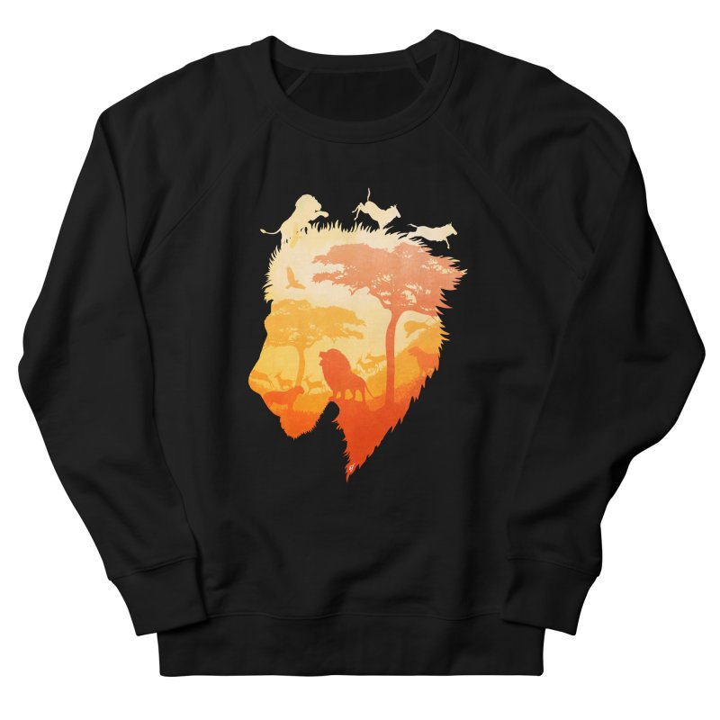 The Soul of a Lion Women's Sweatshirt by DVerissimo's