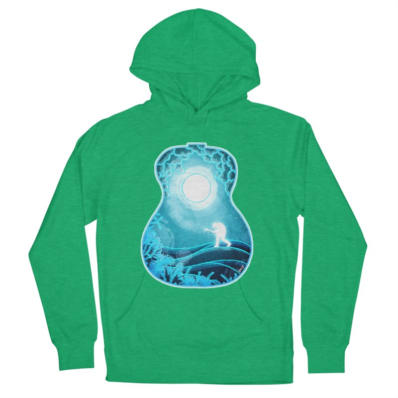 Dream Chords Men's Pullover Hoody by DVerissimo's
