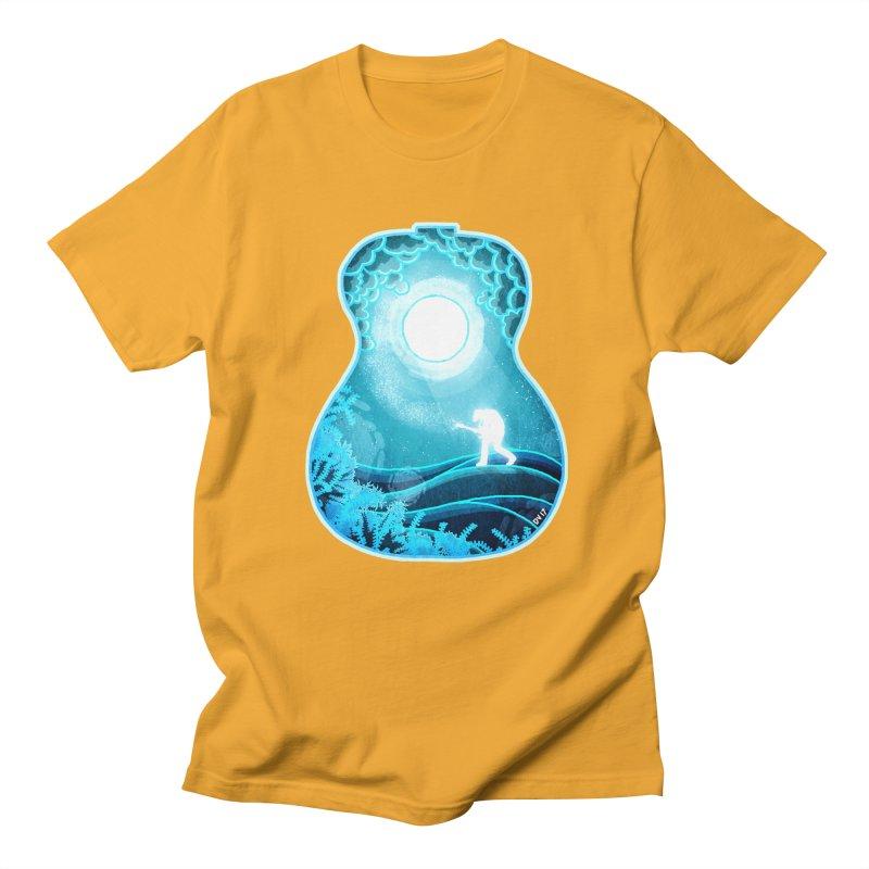 Dream Chords Women's Regular Unisex T-Shirt by DVerissimo's
