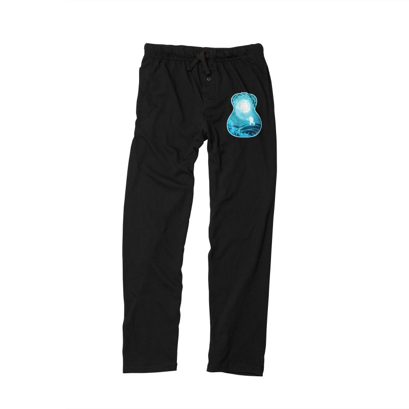 Dream Chords Men's Lounge Pants by DVerissimo's