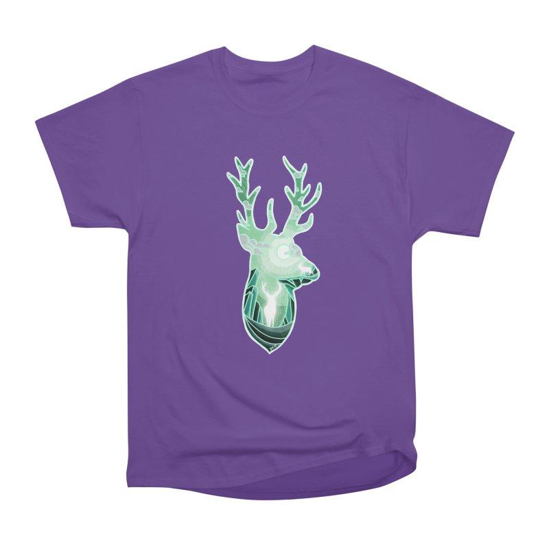 Winter Spirit Men's Heavyweight T-Shirt by DVerissimo's