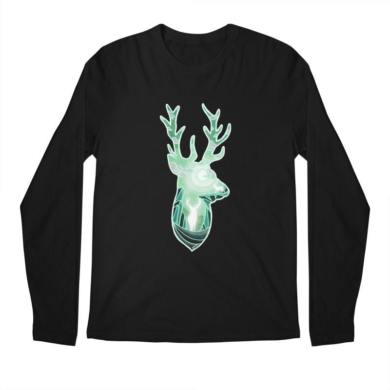 Winter Spirit Men's Longsleeve T-Shirt by DVerissimo's