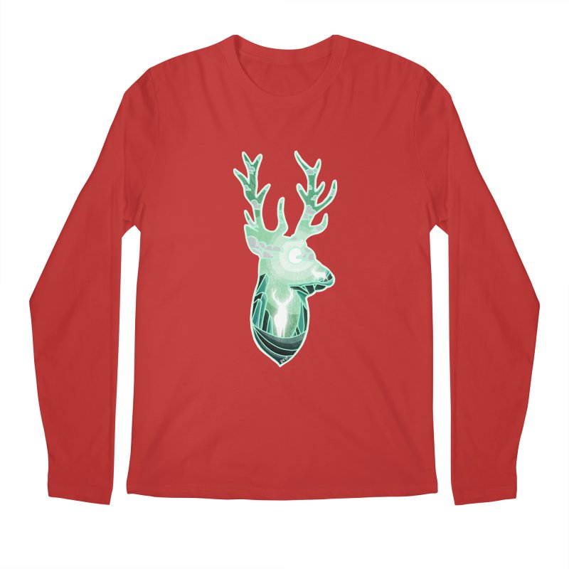 Winter Spirit Men's Regular Longsleeve T-Shirt by DVerissimo's