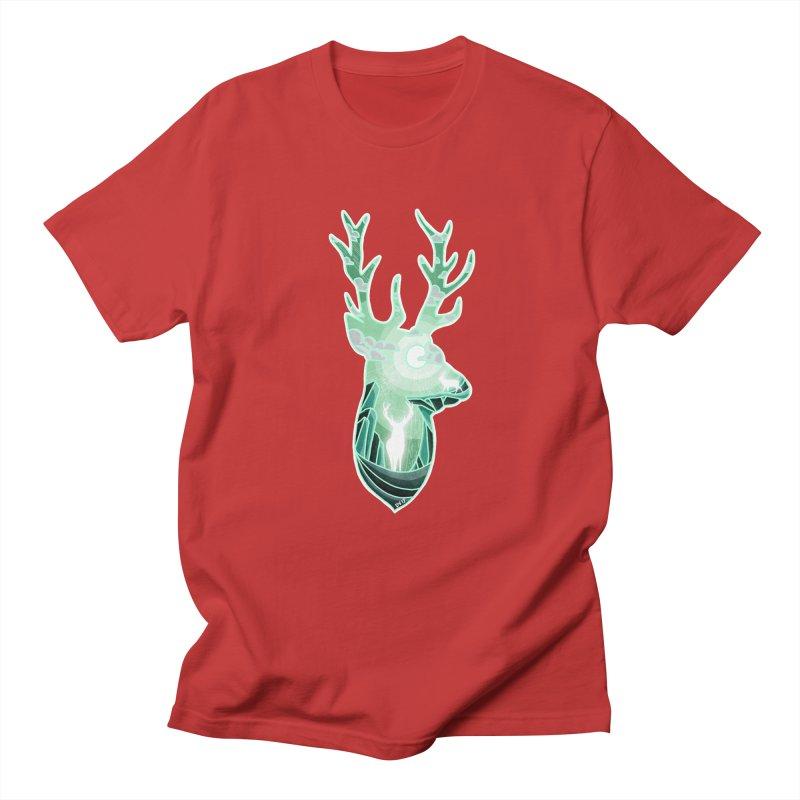 Winter Spirit Women's Regular Unisex T-Shirt by DVerissimo's