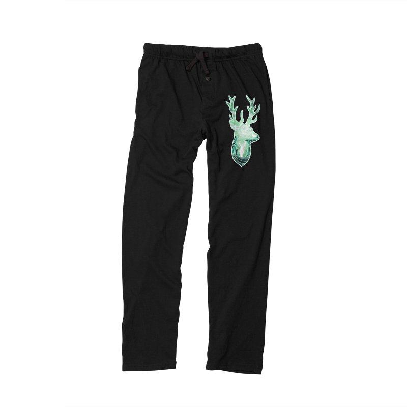 Winter Spirit Men's Lounge Pants by DVerissimo's
