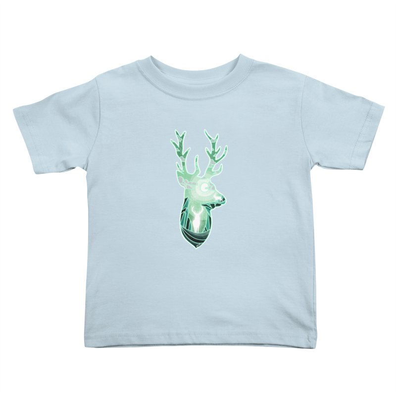 Winter Spirit Kids Toddler T-Shirt by DVerissimo's
