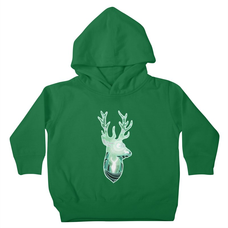 Winter Spirit Kids Toddler Pullover Hoody by DVerissimo's