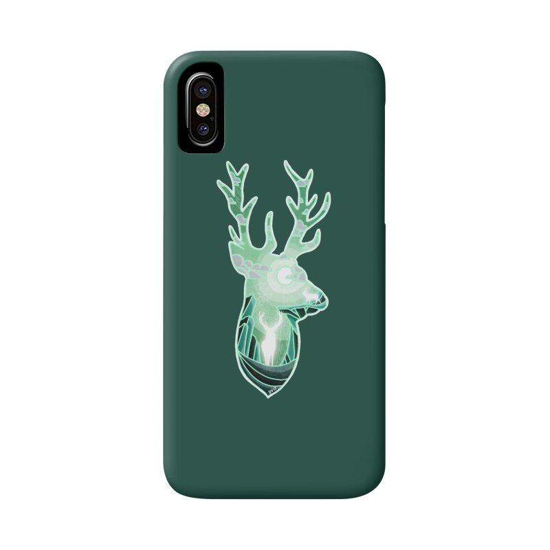 Winter Spirit Accessories Phone Case by DVerissimo's