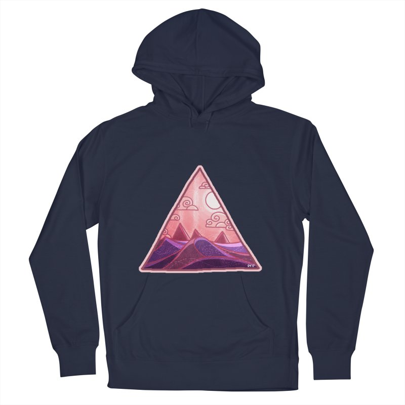 Pyramid Land Women's Pullover Hoody by DVerissimo's