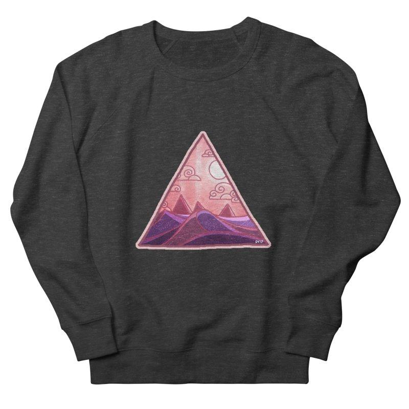 Pyramid Land Men's Sweatshirt by DVerissimo's
