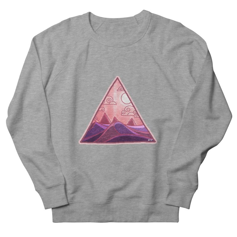 Pyramid Land Men's Sweatshirt by DVerissimo's