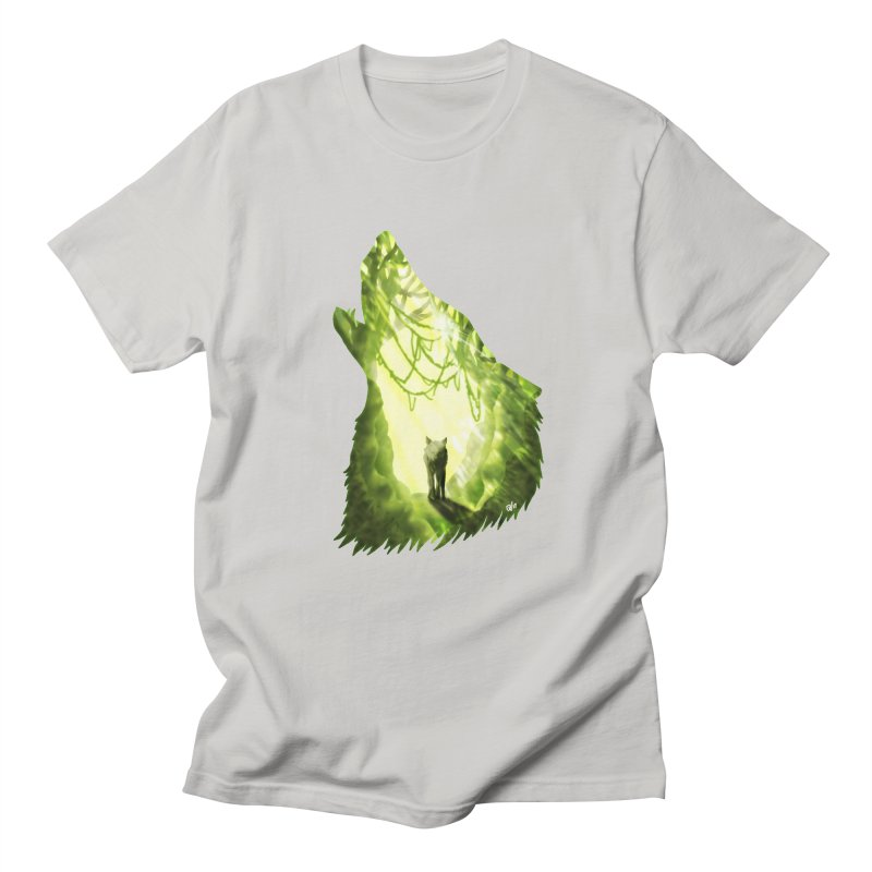 Wolf's Forest Women's Unisex T-Shirt by DVerissimo's