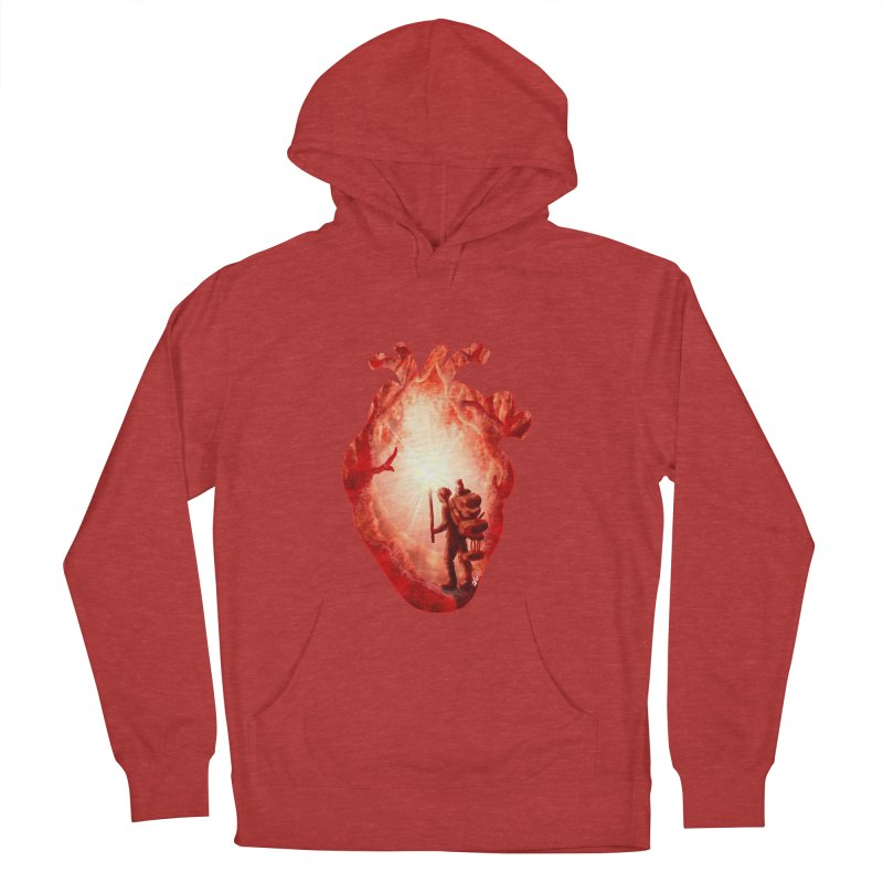 Guiding Light Women's Pullover Hoody by DVerissimo's