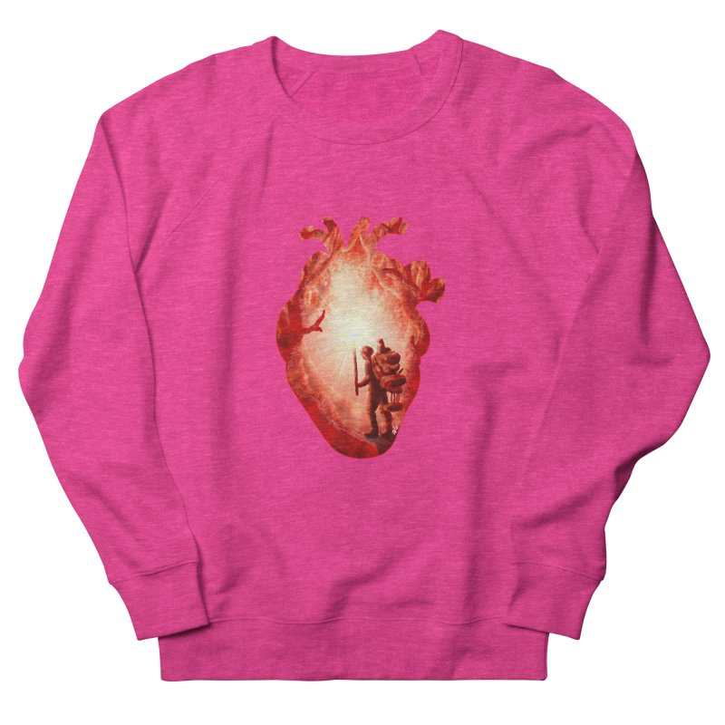 Guiding Light Women's Sweatshirt by DVerissimo's