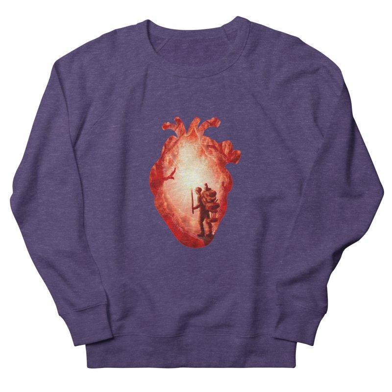Guiding Light Men's Sweatshirt by DVerissimo's