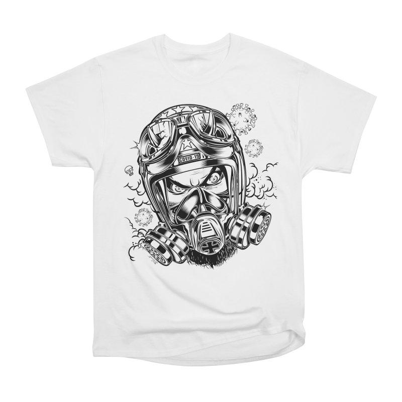 FREEWAY COVID-19 Men's T-Shirt by Copyright  David Vicente © 2020