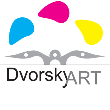 Dvorsky Art's Artist Shop Logo