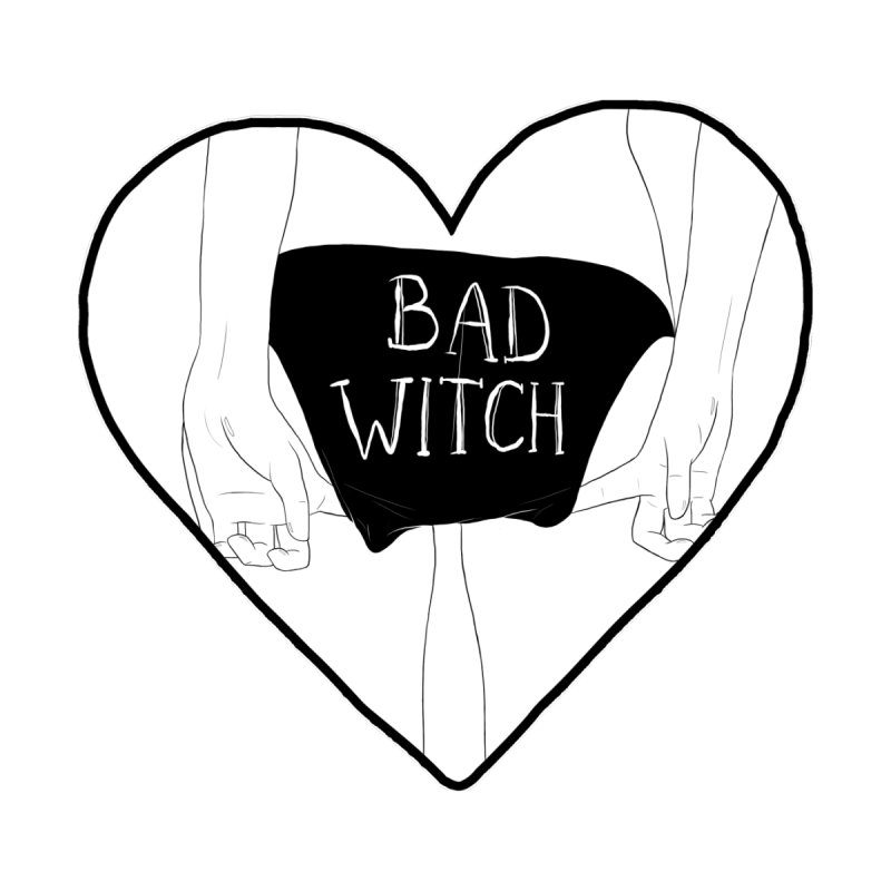Bad Witch by DVRKSHINES SHIRTS