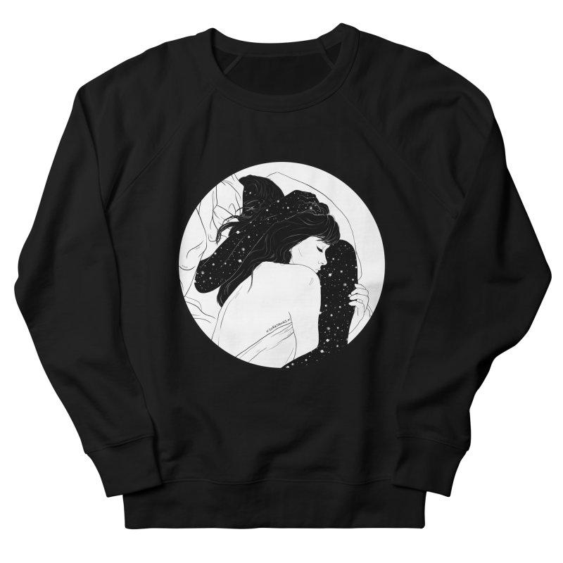Galaxy Lovers Men's Sweatshirt by DVRKSHINES SHIRTS