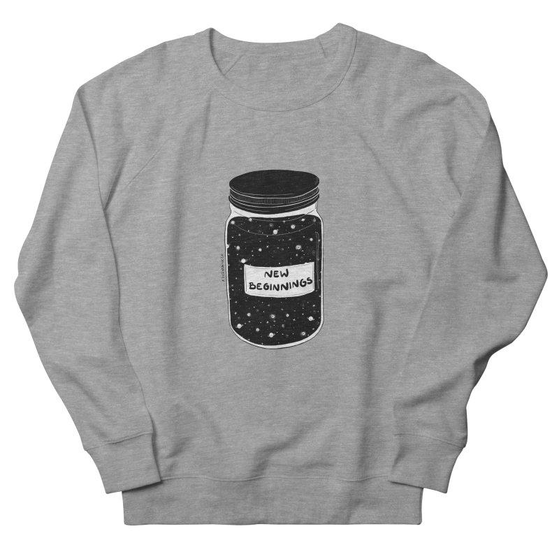 New Beginnings Men's Sweatshirt by DVRKSHINES SHIRTS
