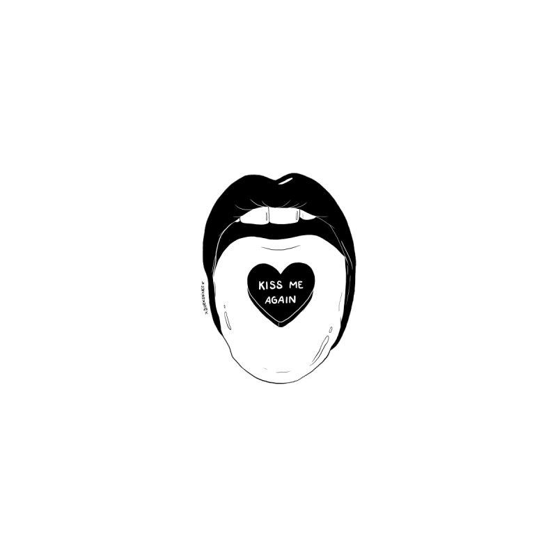 Kiss Me Again by DVRKSHINES SHIRTS
