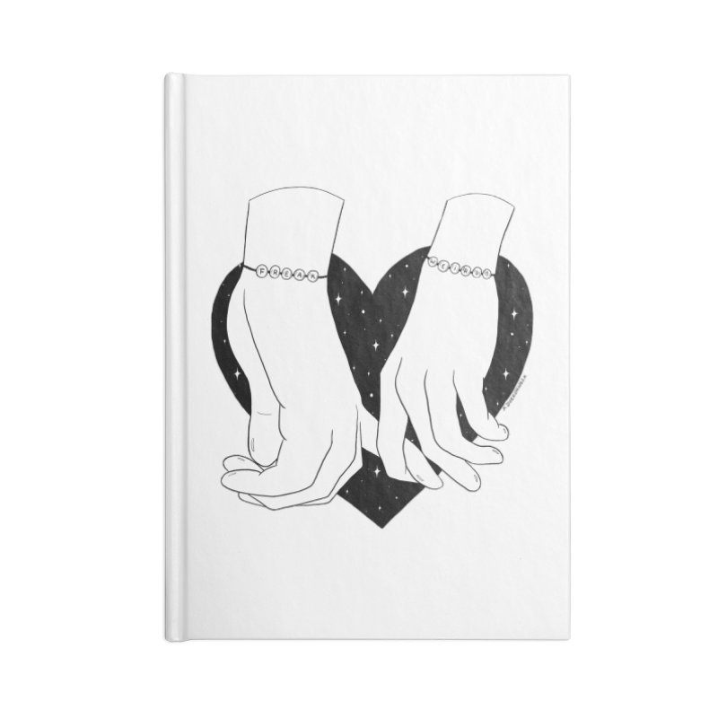 Freak & Weirdo Accessories Notebook by DVRKSHINES SHIRTS