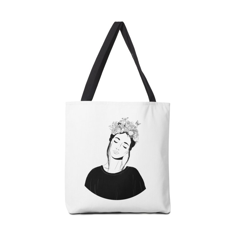 Daydreaming Accessories Bag by DVRKSHINES SHIRTS