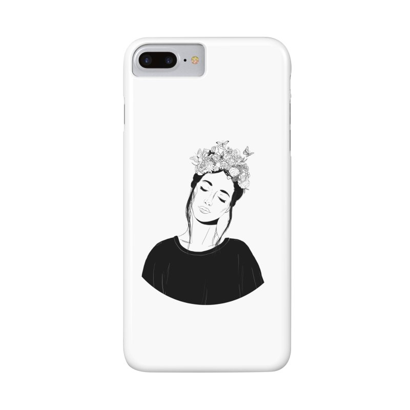 Daydreaming Accessories Phone Case by DVRKSHINES SHIRTS
