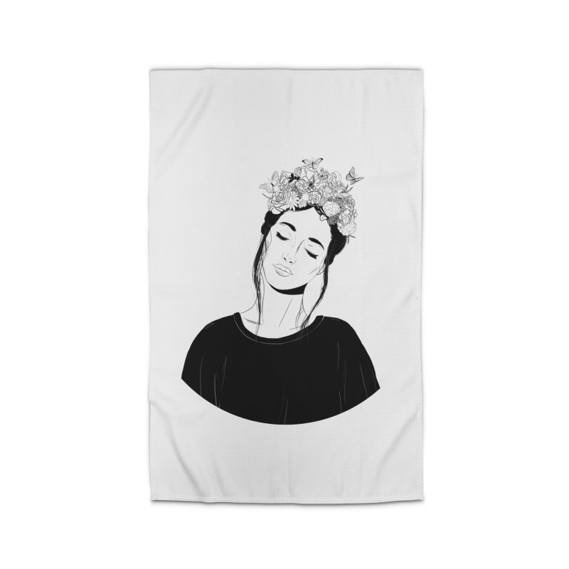 Daydreaming Home Rug by DVRKSHINES SHIRTS