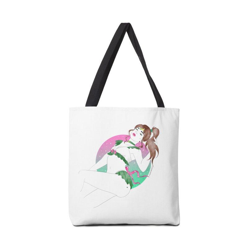 Sailor Jupiter Accessories Bag by DVRKSHINES SHIRTS