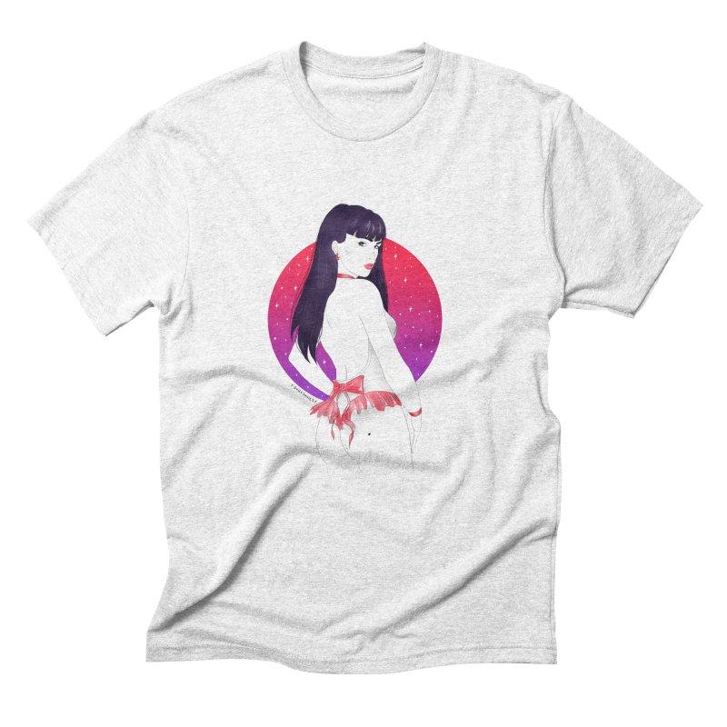 Sailor Mars Men's Triblend T-shirt by DVRKSHINES SHIRTS
