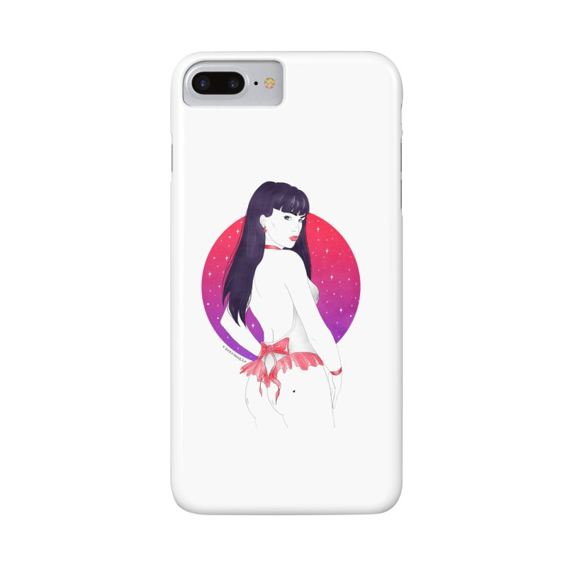 Sailor Mars Accessories Phone Case by DVRKSHINES SHIRTS