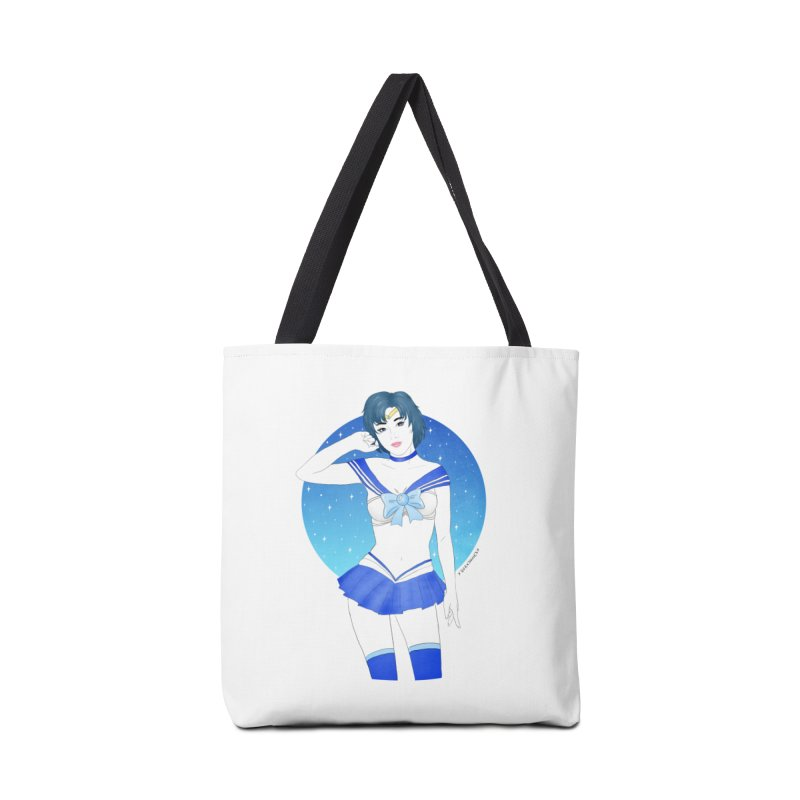 Sailor Mercury Accessories Bag by DVRKSHINES SHIRTS