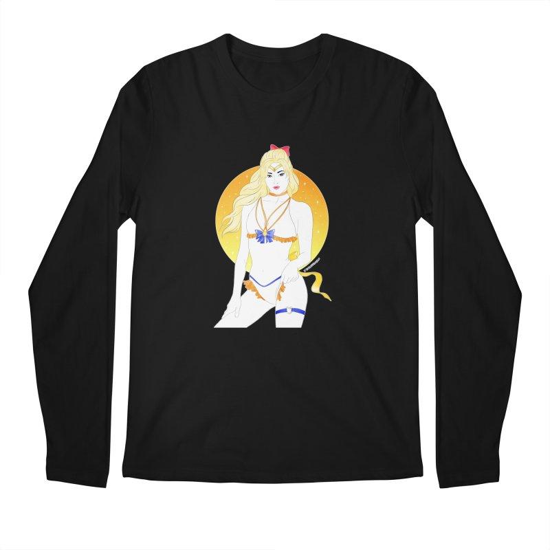 Sailor Venus Men's Longsleeve T-Shirt by DVRKSHINES SHIRTS