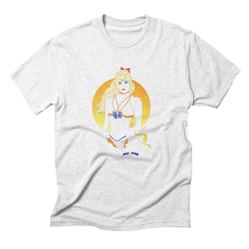 Sailor Venus Men's Triblend T-shirt by DVRKSHINES SHIRTS