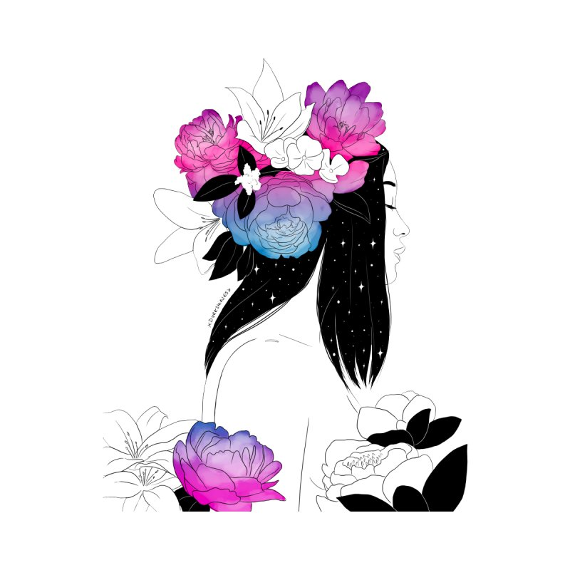 Floral by DVRKSHINES SHIRTS