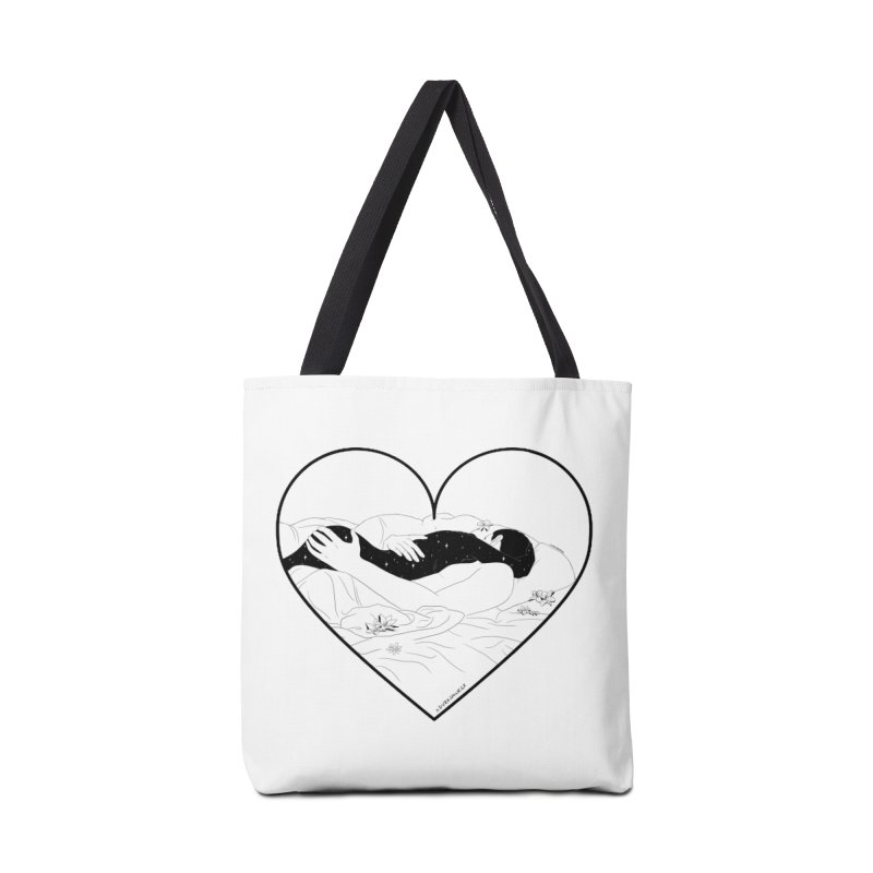 Sundays In Bed Accessories Bag by DVRKSHINES SHIRTS