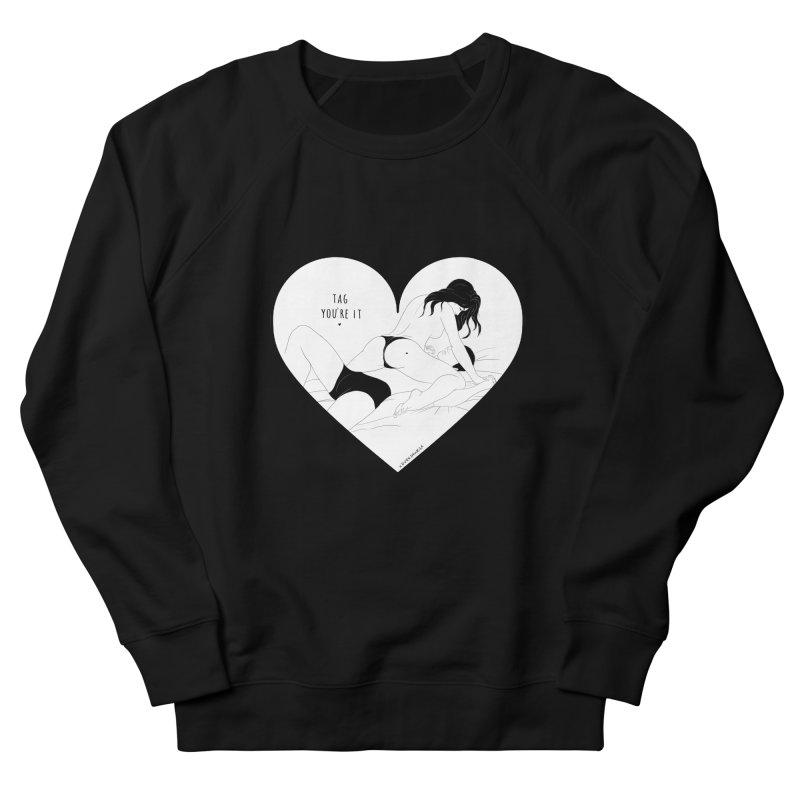 Tag You're It Women's Sweatshirt by DVRKSHINES SHIRTS