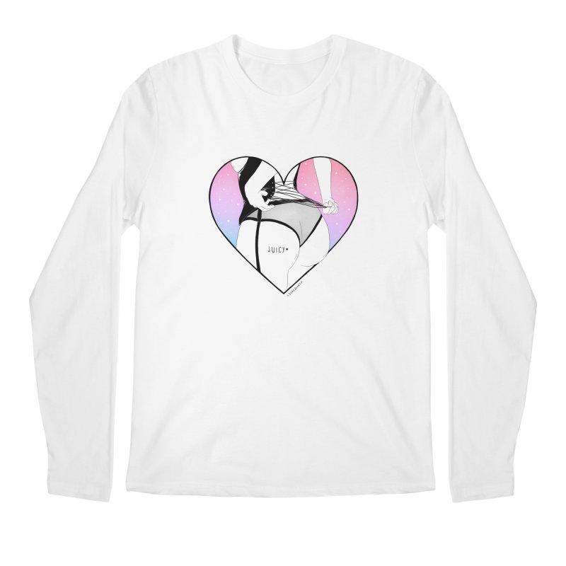 Juicy Men's Longsleeve T-Shirt by DVRKSHINES SHIRTS