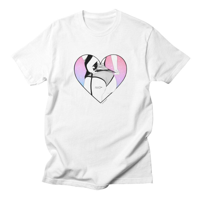 Juicy Women's Unisex T-Shirt by DVRKSHINES SHIRTS