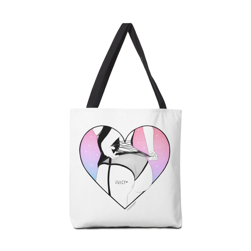 Juicy Accessories Bag by DVRKSHINES SHIRTS
