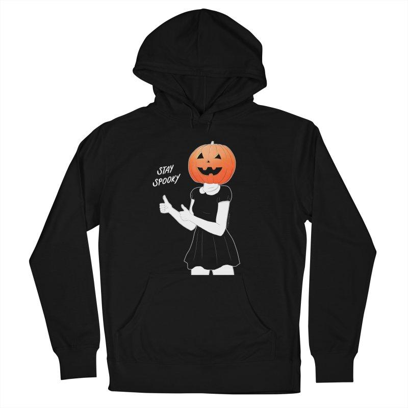 Pumpkin Head Women's Pullover Hoody by DVRKSHINES SHIRTS