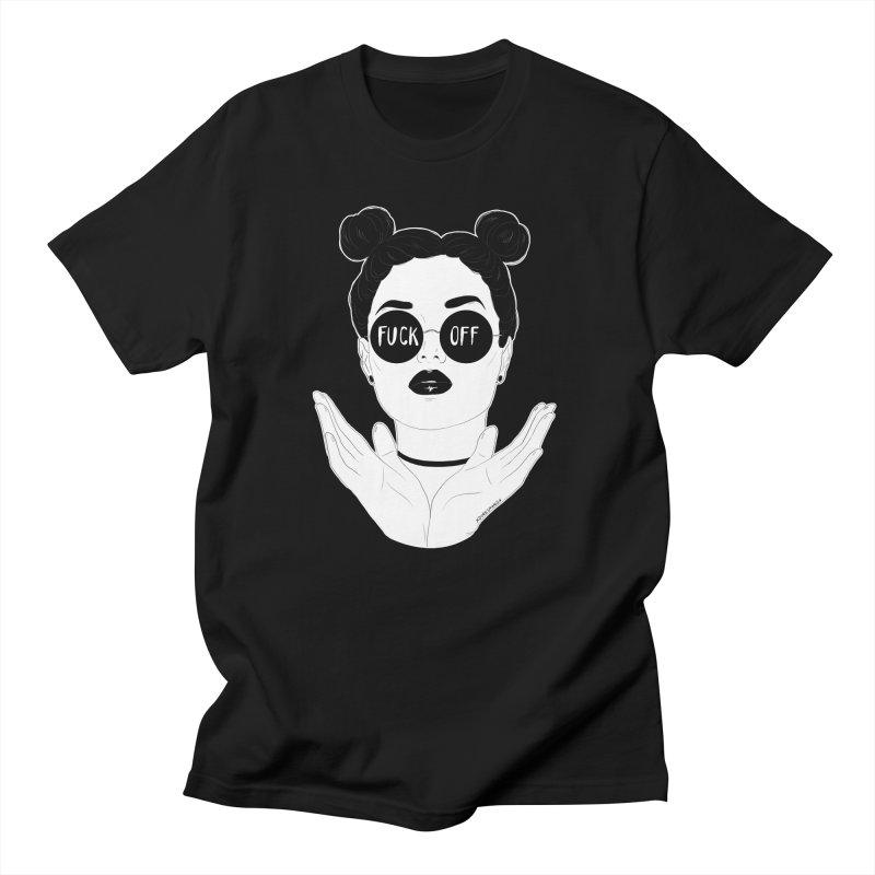 Sunglasses Women's Unisex T-Shirt by DVRKSHINES SHIRTS