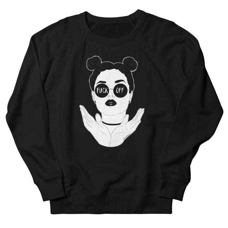 Sunglasses Women's Sweatshirt by DVRKSHINES SHIRTS