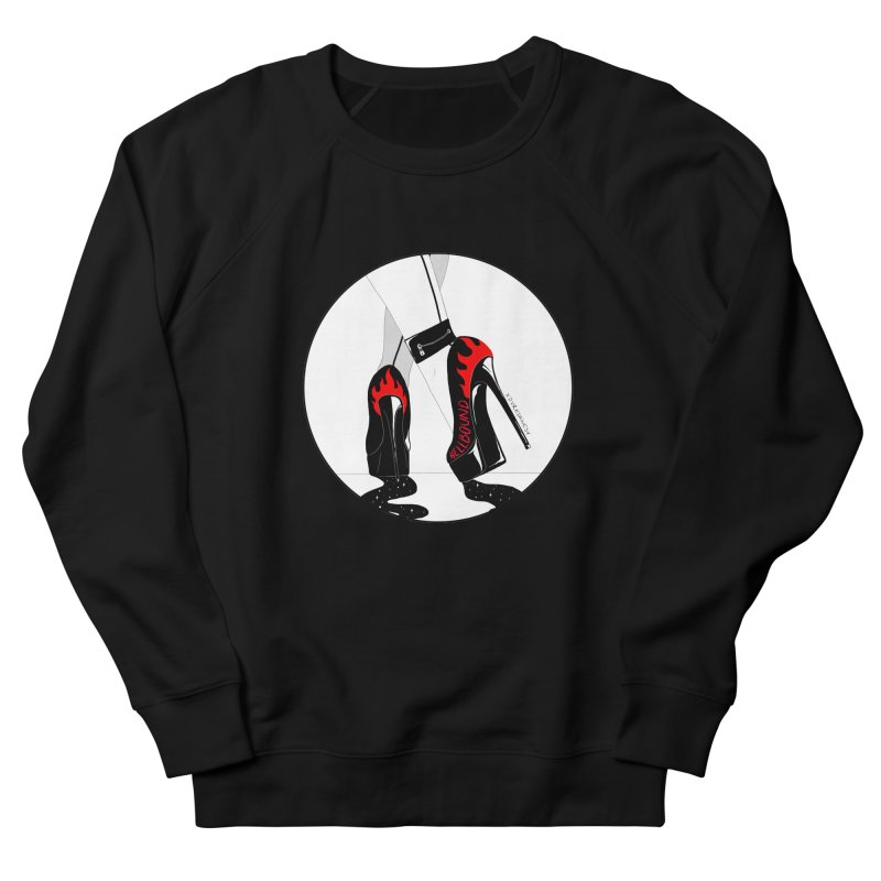Hellbound Men's Sweatshirt by DVRKSHINES SHIRTS
