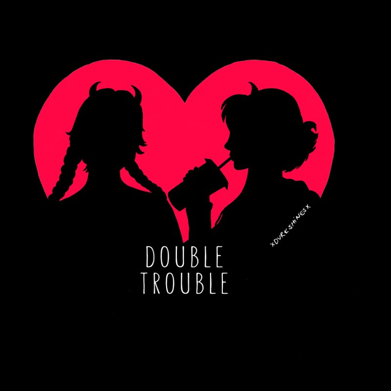 Double Trouble by DVRKSHINES SHIRTS